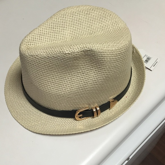 b4c0fe975e225 Women s Straw Fedora-new with tags